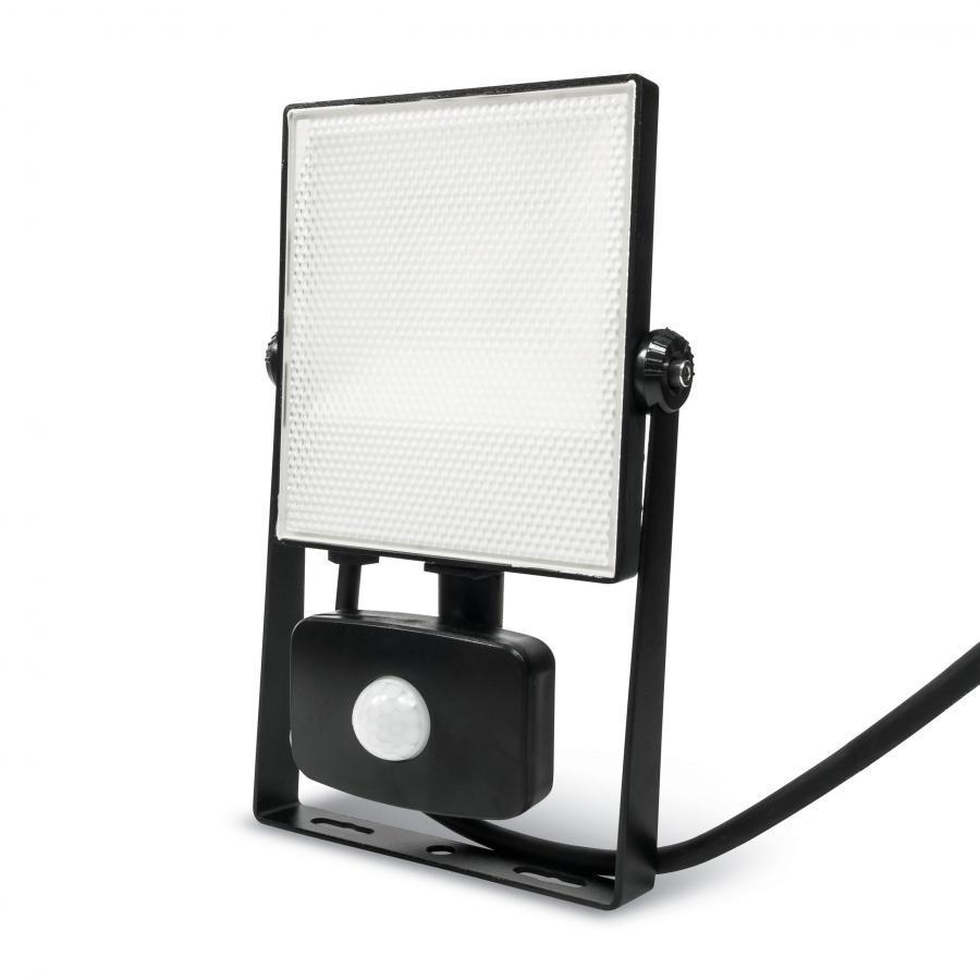 Ledlumen LED reflektor PIR 20W SMD2835 1850lm ULTRA SLIM Neutrální bílá